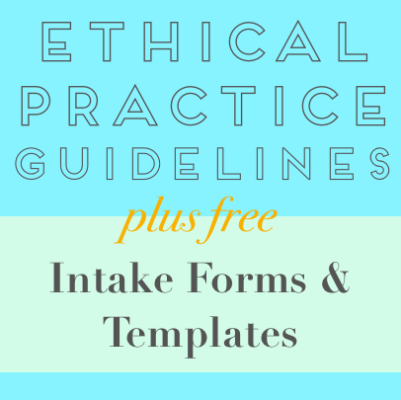 Ethical practice guidelines