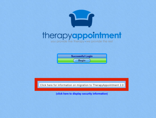 Therapy Appointment