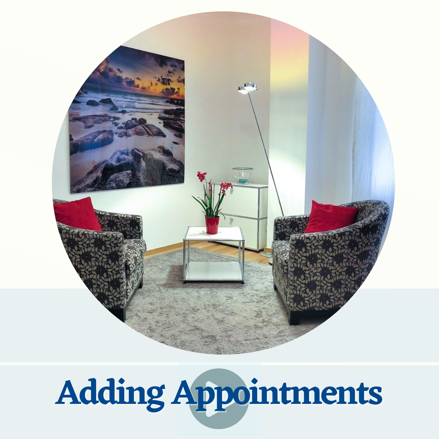Adding Appointments