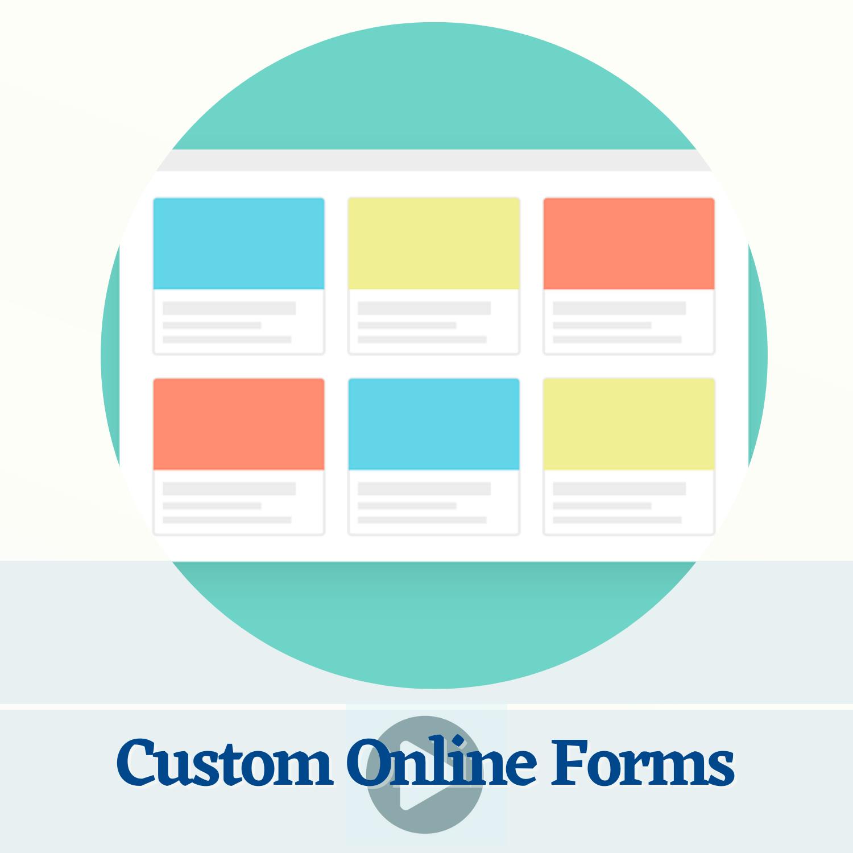Custom Online Forms