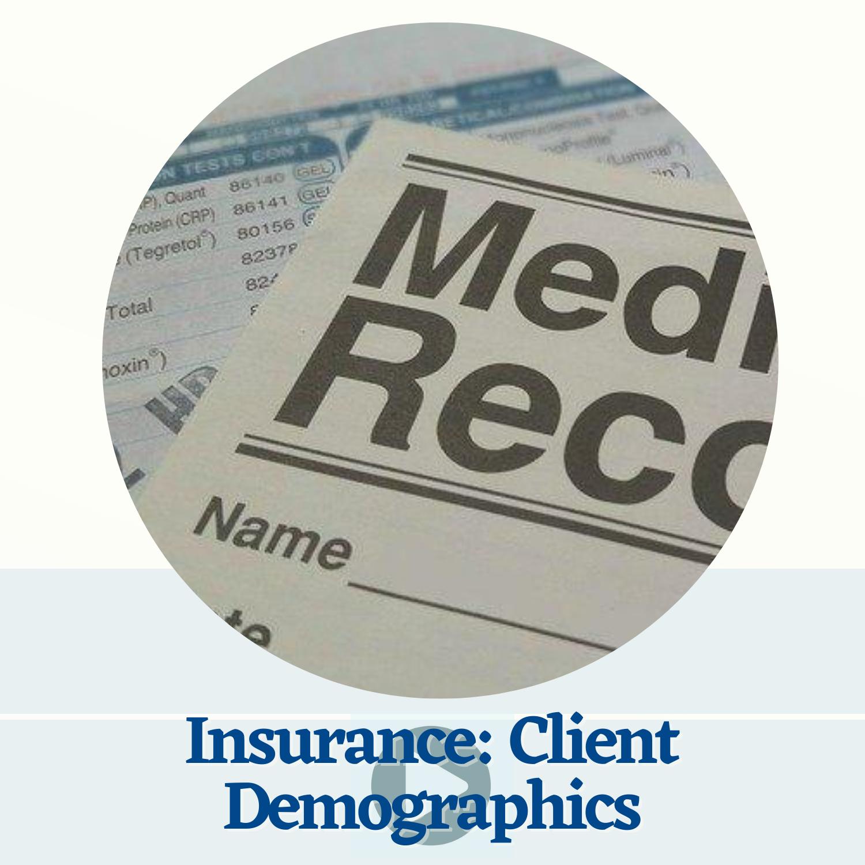 Insurance: Client Demographics