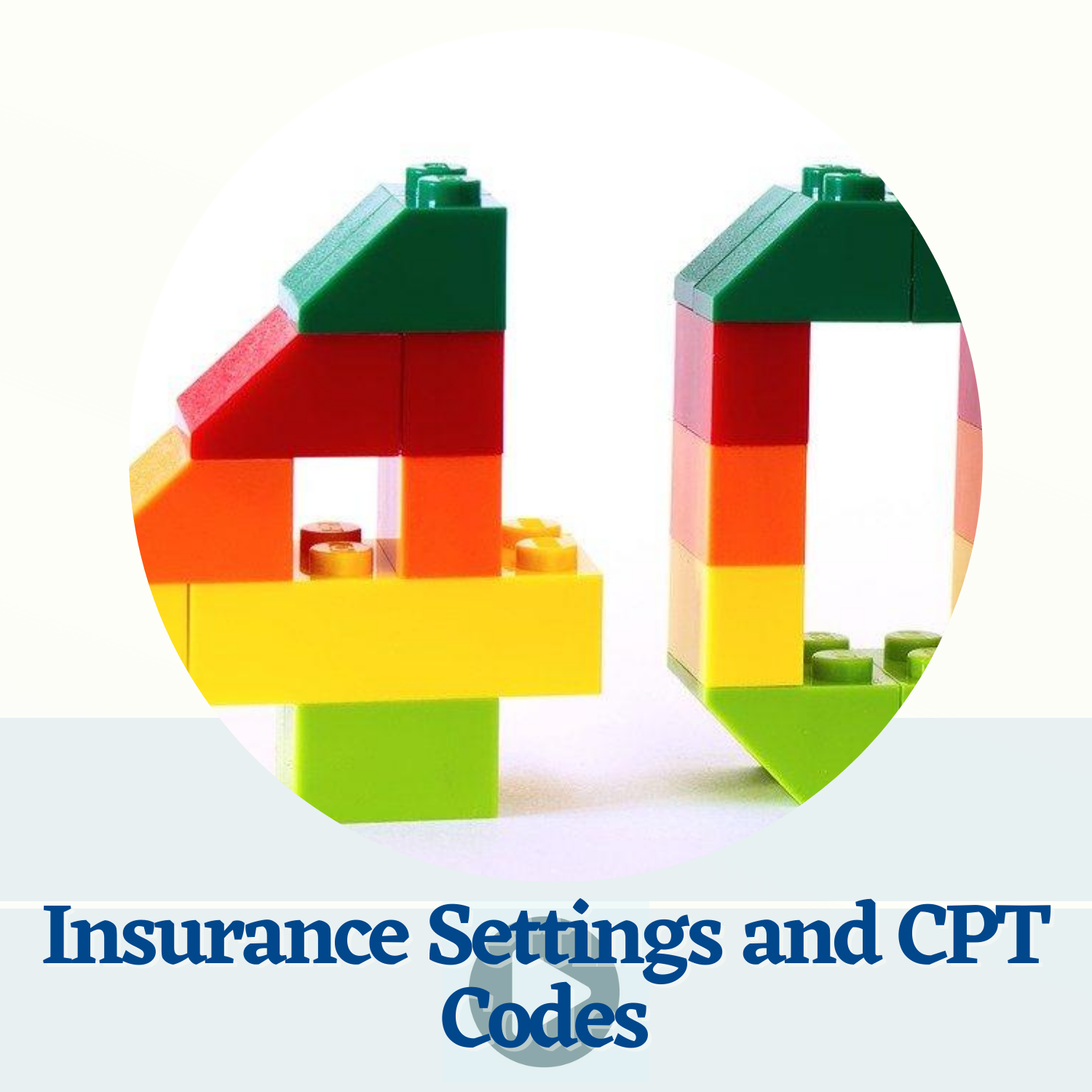 Insurance Settings and CPT Codes
